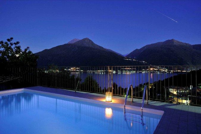Belmonte Terrazzo, location de vacances à Pusiano