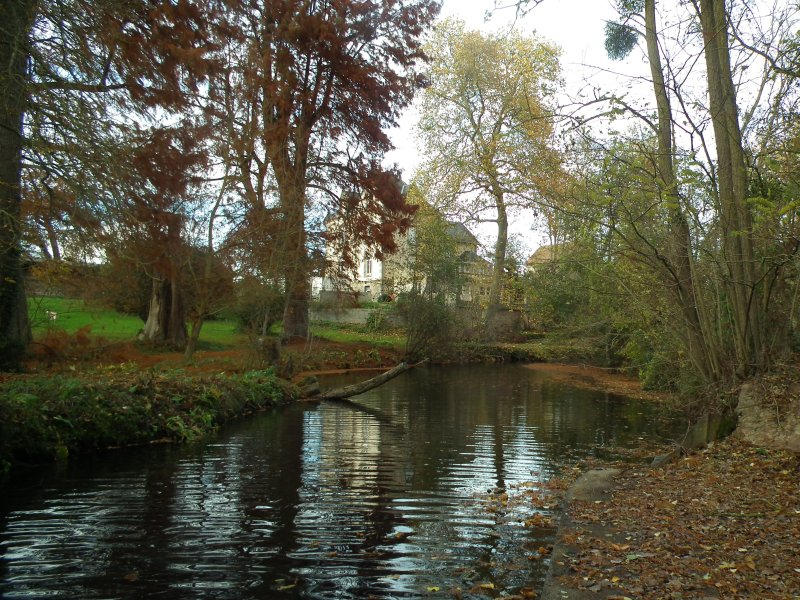 Beautiful riverside Manor House with separate s/c apartment available for careful large families