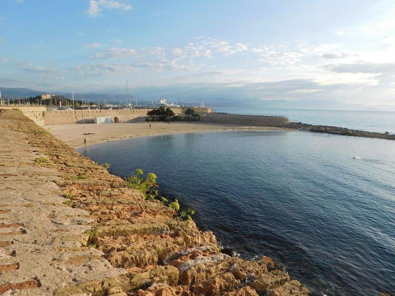 Local beach - 200 metres walk