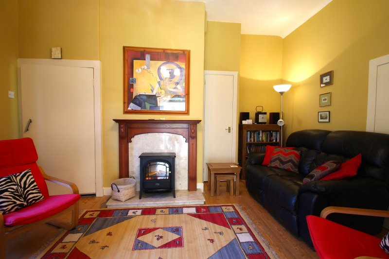 The West Lodge, Kinblethmont Estate, holiday rental in Carmyllie