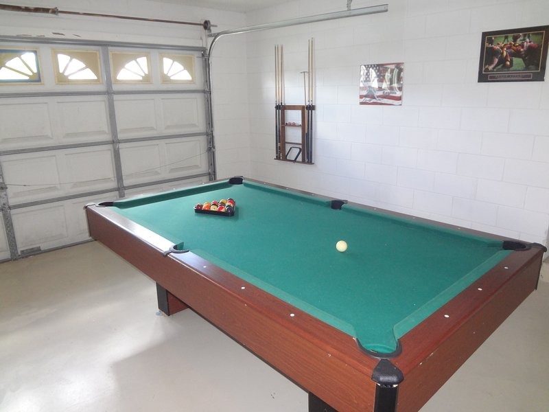 games room with air condition.