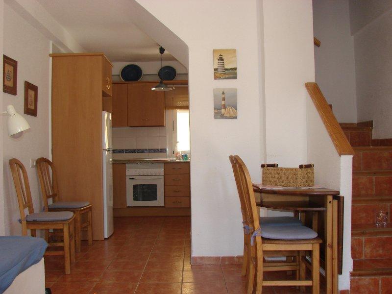 Apartmento-Duplex con terraza, holiday rental in Agua Amarga