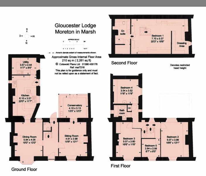 Floor plan to give you your bearings, plenty of space for everyone to relax.