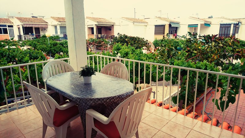 Alquiler casita- Playa Serradal-Benicàssim, vacation rental in Benicasim