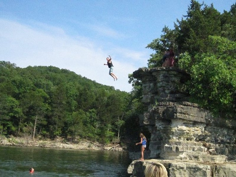 Explora Table Rock Lake!
