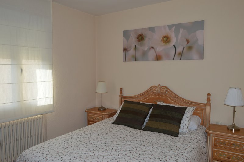 Apartamento en San Lorenzo, holiday rental in Segovia