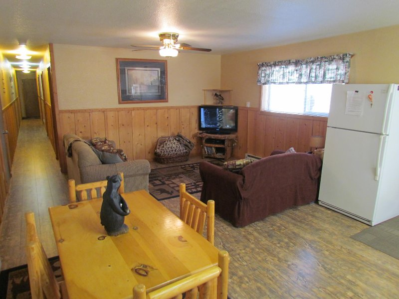 A Bunkhouse in Riggins Idaho, holiday rental in Riggins