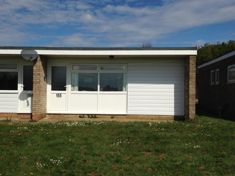 Chalet 155 Florida Immobilien Beach Road Hemsby Great Yarmouth Norfolk