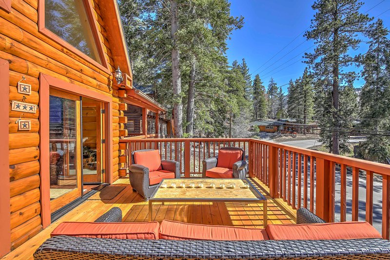 Book this beautiful home for the ultimate Big Bear getaway!