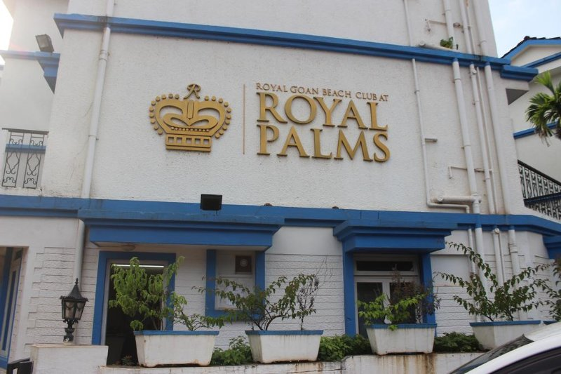 Royal Palms