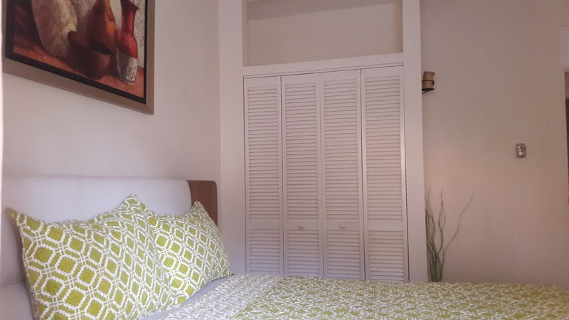 Bedroom with Double Bed & Air Conditioning