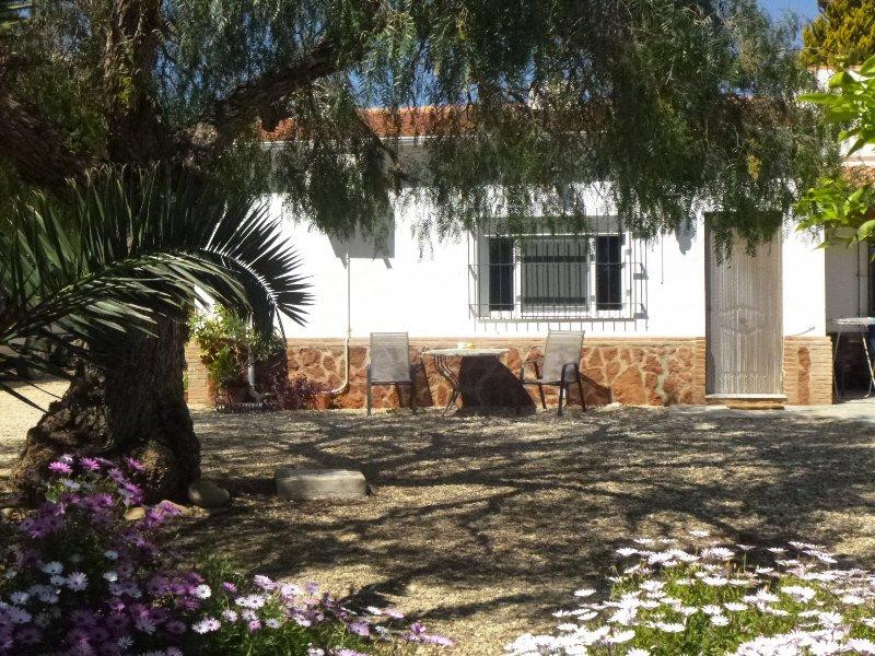 Buiten de Orange Grove at Finca Arboleda
