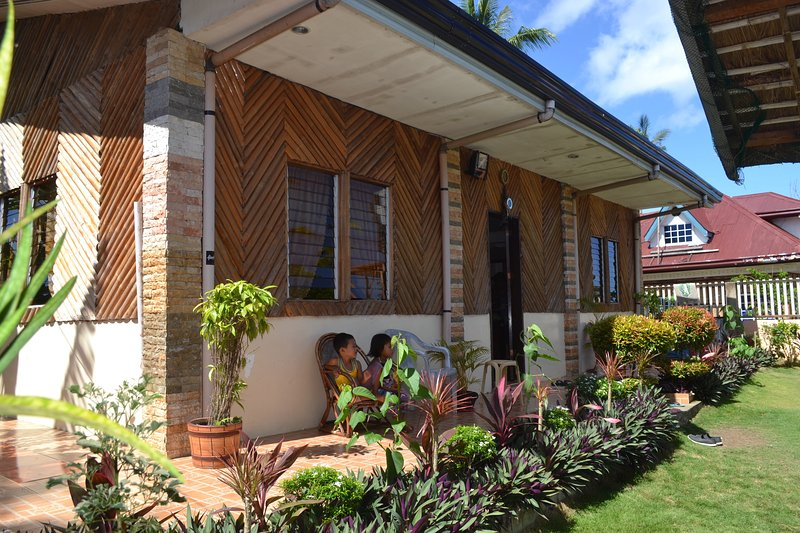 Summer house of Belen and Paul in San Remigio - barangay Victoria