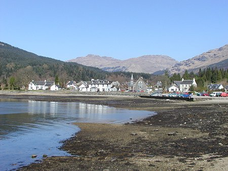 Ben Arthur Cottage, holiday rental in Tarbet