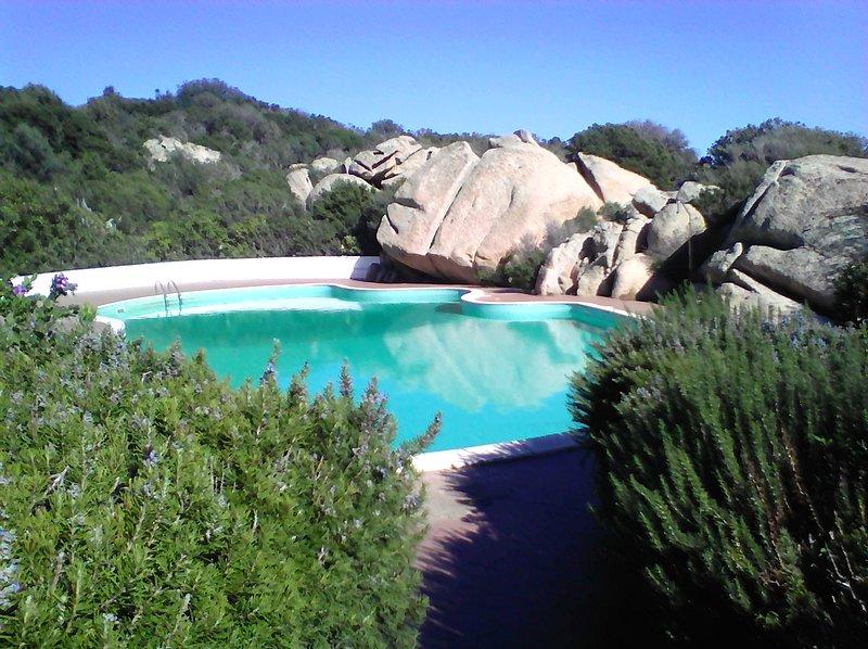 piscine LA SARRA