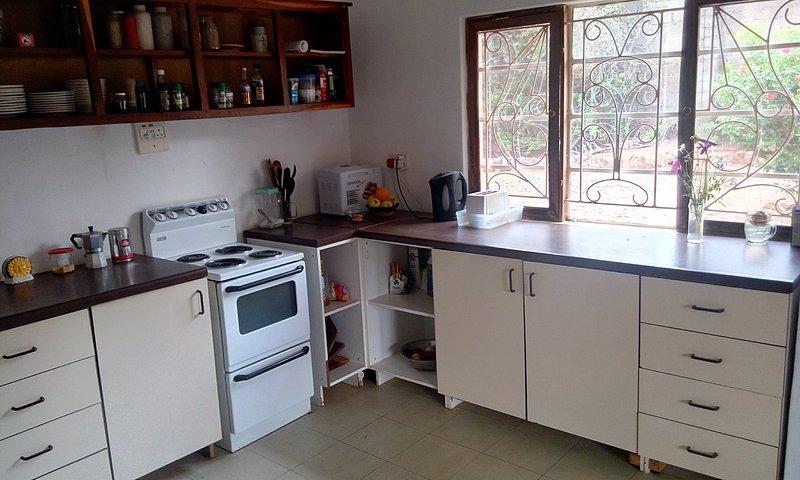 Friendly House – semesterbostad i Zambia