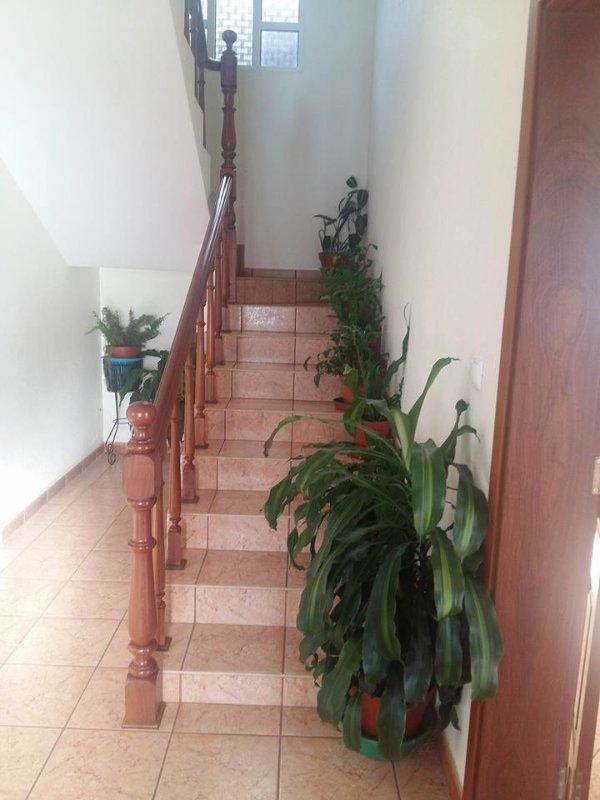acesso ao 1º andar