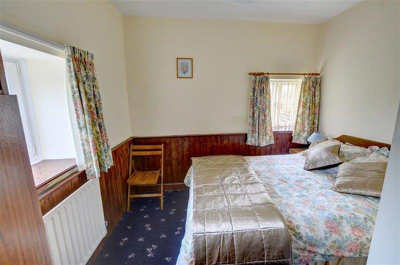 Komfortable Doppelzimmer mit koordinierender Einrichtung
