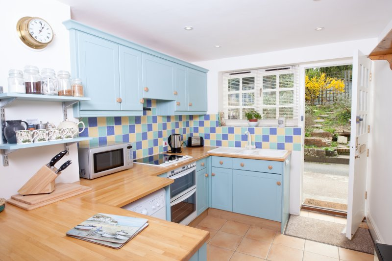The traditional cottage kitchen is brand new for 2016