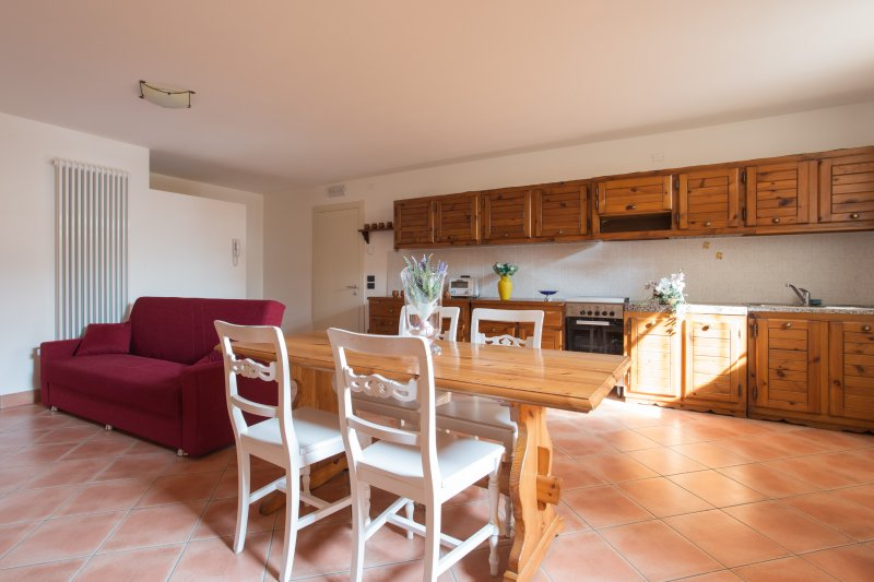 Apartment Conte con terazza, holiday rental in Cavaso del Tomba