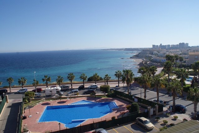 Marina Sol First Floor 2 bedroom apartment, holiday rental in Cabo Roig