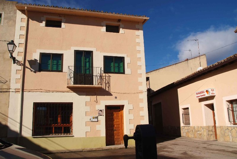 Casa rural alquiler completo, holiday rental in Tubilla del Lago