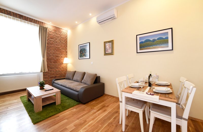 Zagreb 3 Hearts Centar Apartment 2