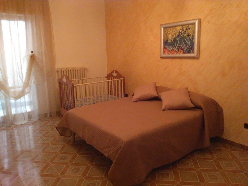 LA DIMORA DI DANTE, holiday rental in Laterza