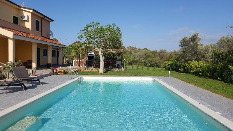 Villa Las Rosas, holiday rental in Olmedo