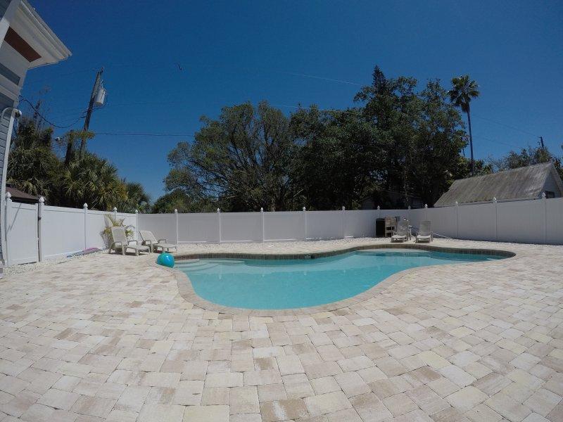 comunità piscina (riscaldata durante la stagione invernale)