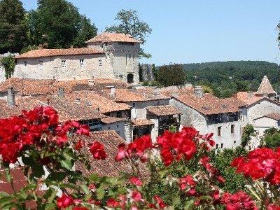 Historic village of Aubeterre
