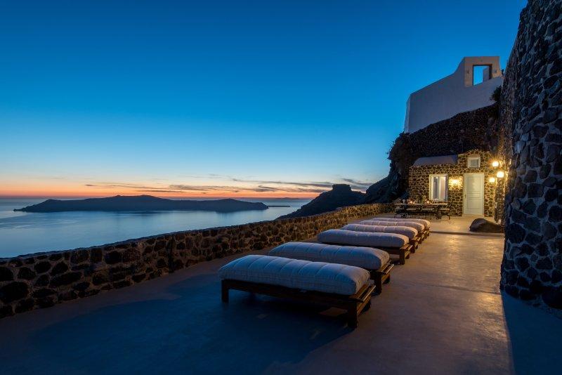 Villa Dio, holiday rental in Firostefani