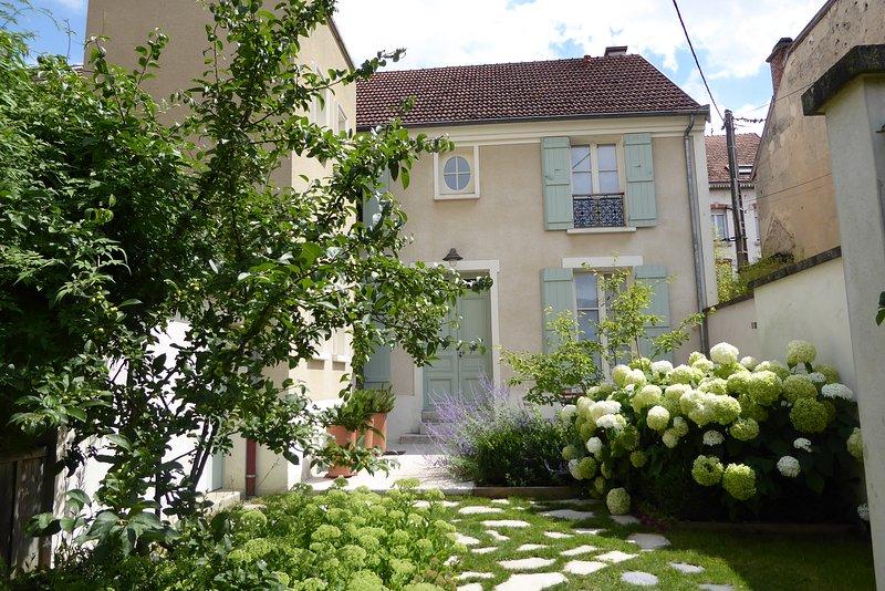 La Maison du Clos Rigaux, holiday rental in Jaulgonne