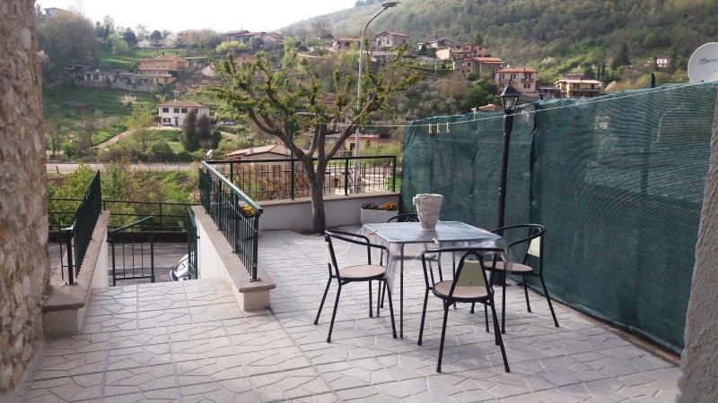 La Casetta, Ferienwohnung in Collepardo