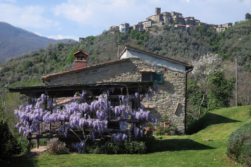 casa Giusti, holiday rental in Castelvecchio