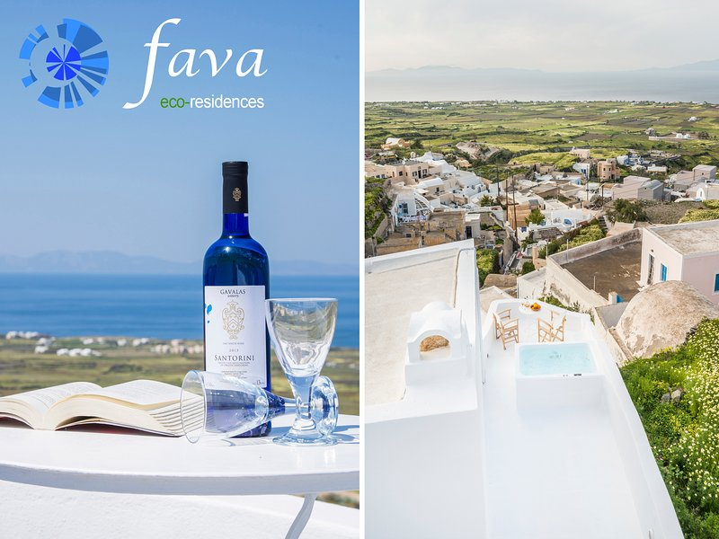 Fava Eco Residences - Levante Suite, vacation rental in Oia