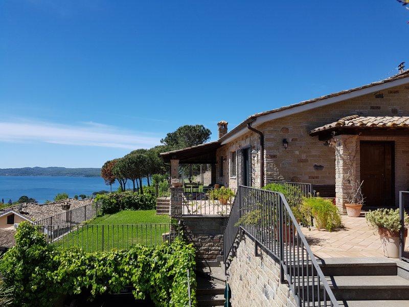 Villa Isotta, holiday rental in Trevignano Romano