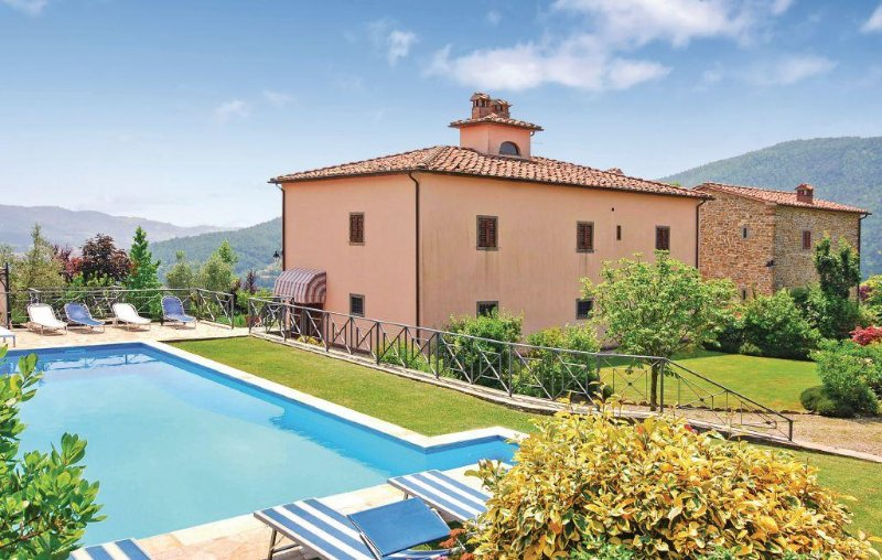 Lovely Villa with Countryside Views of Tuscany - Villa Andreina - 10, holiday rental in Subbiano