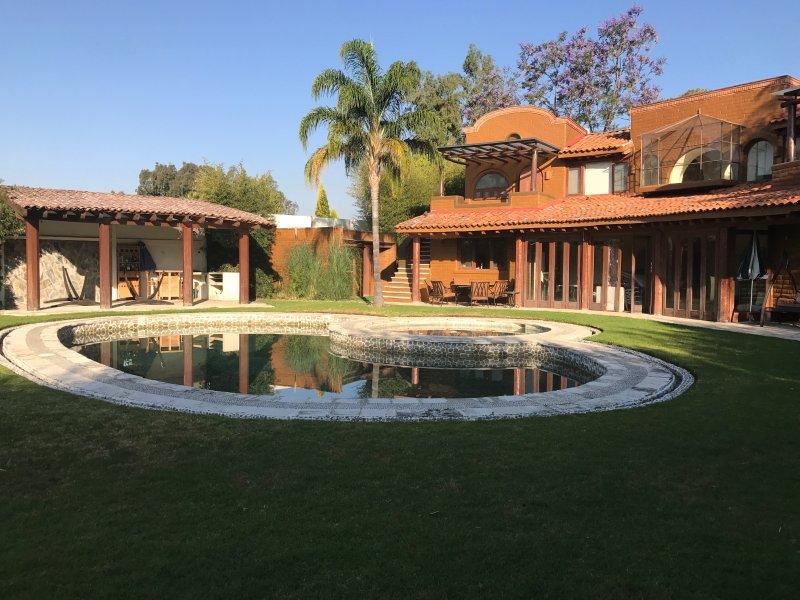 The Adobe House, holiday rental in Yautepec