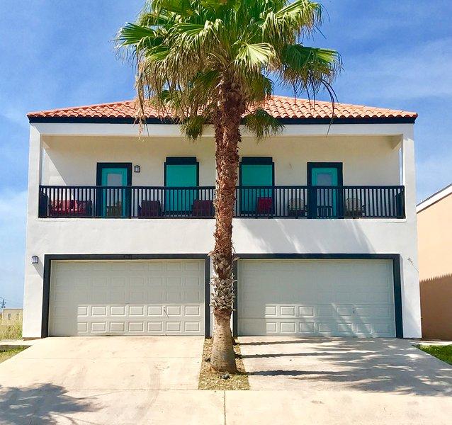 3 Bedroom Beach Townhouse on South Padre Island, location de vacances à Île de South Padre