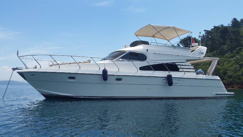 Seal Motor Yacht is ready for your next day or multiday vacations in Antalya, location de vacances à Antalya