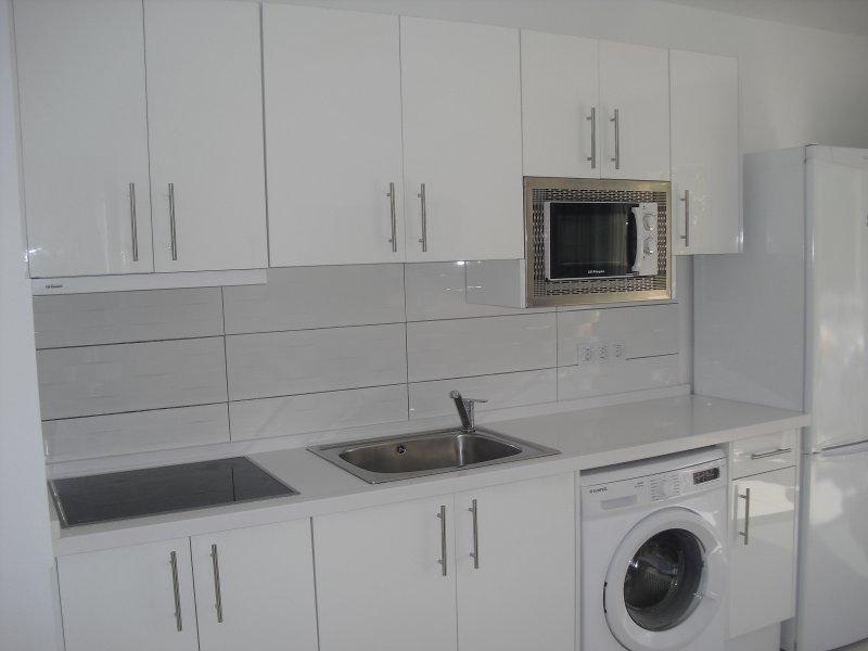 Vitro, washing machine, refrigerator and microwave