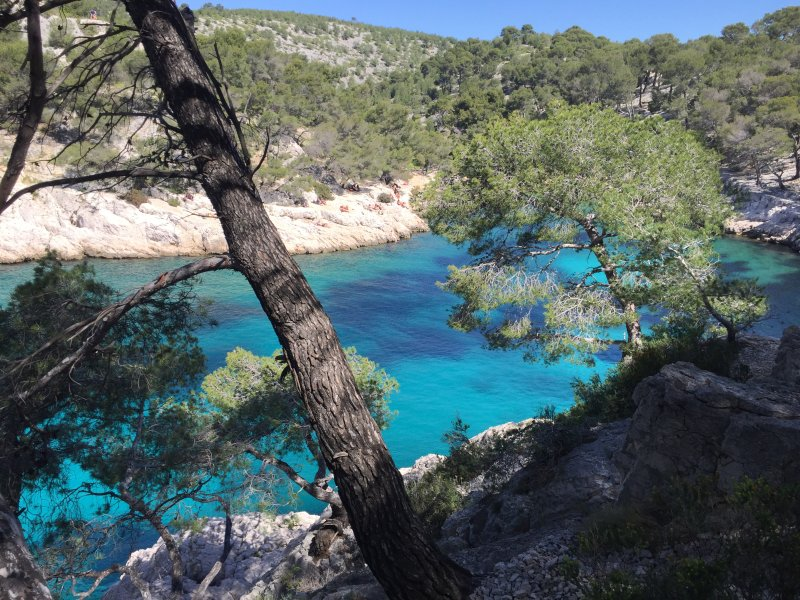 Port Pin - within walking or kayaking distance from Cassis