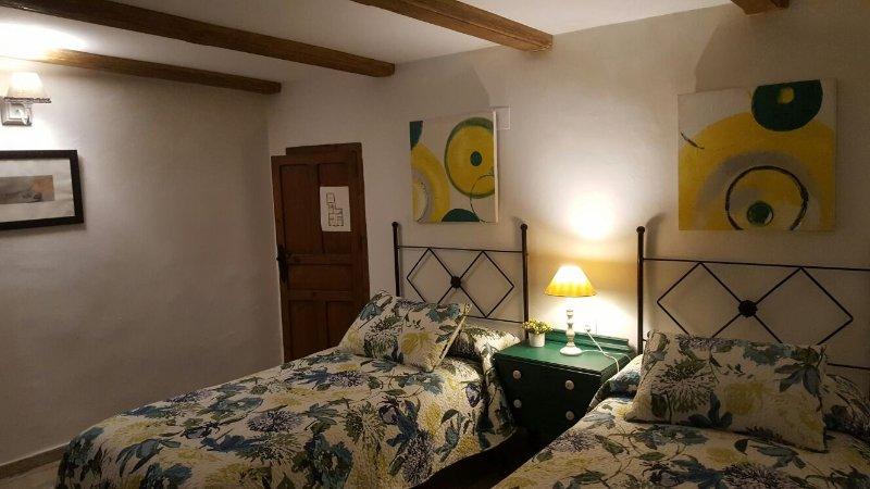 photo chambre de Csatillo.