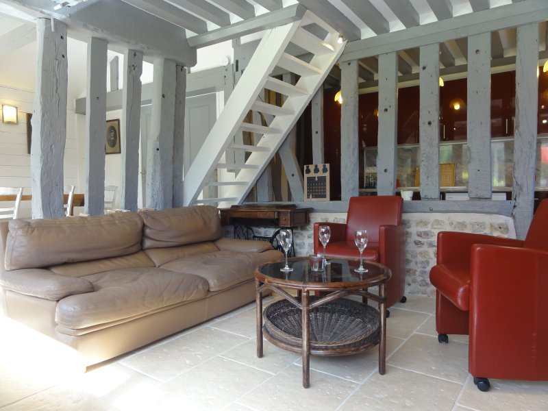 GITE LES NÉNUPHARS, holiday rental in Manerbe