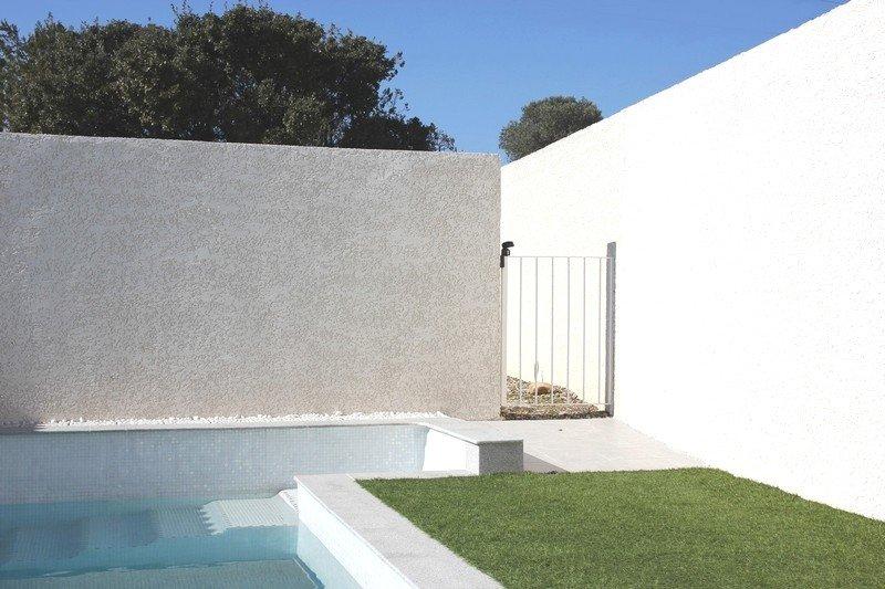 F2 climatisé avec piscine pour 4 personnes - Propriété : Les Lavandes du Moulin, vakantiewoning in Bassan