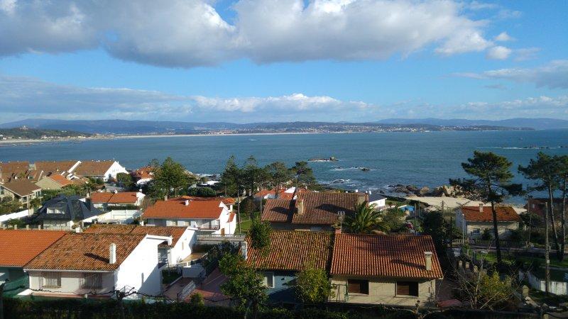 Apartamento en San Vicente Do Mar (O Grove), holiday rental in O Grove