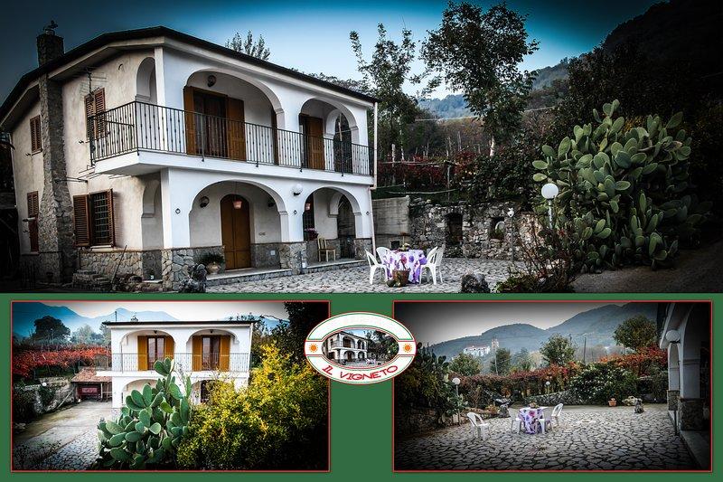 Vacanze in natura, montagna, mare e relax a pochi passi da Amalfi e Ravello, holiday rental in Sant'Egidio del Monte Albino