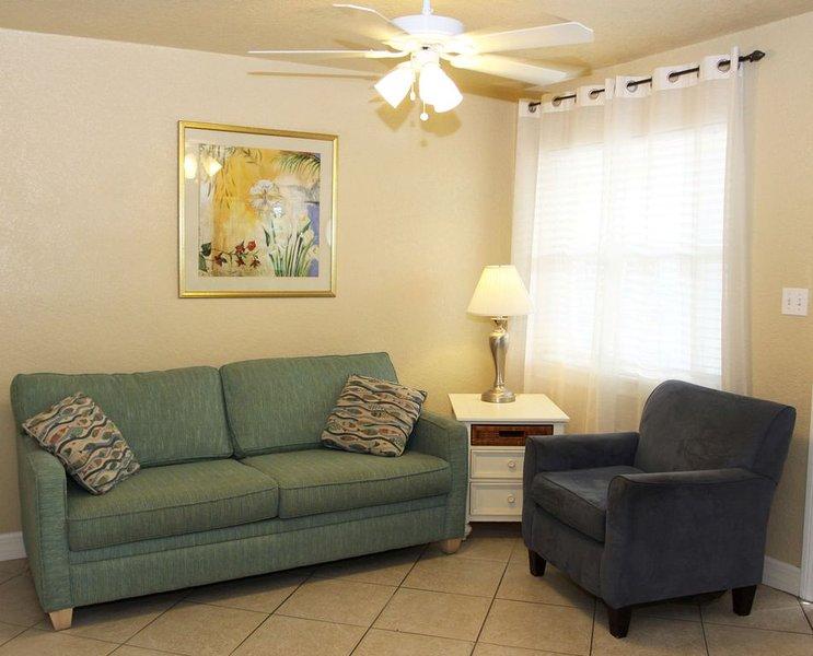 Standard suite woonkamer