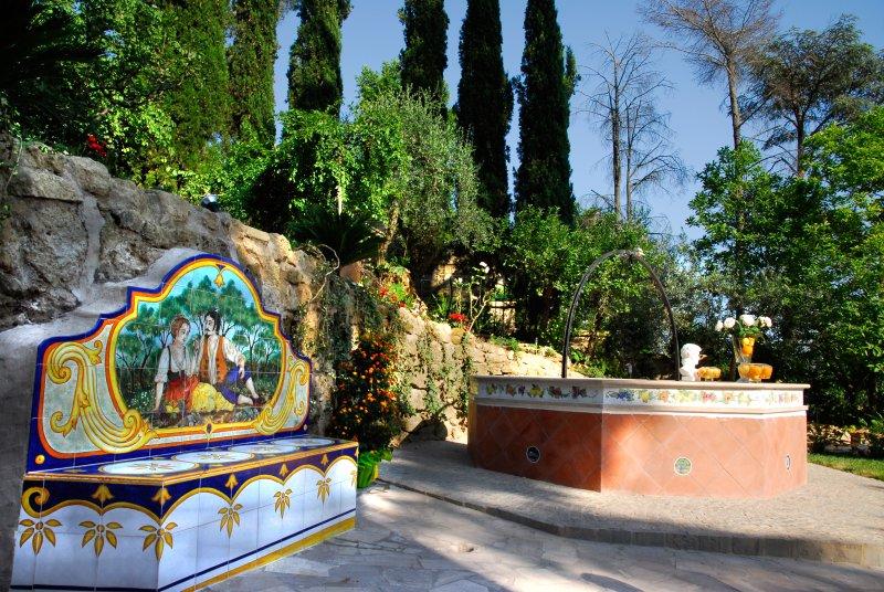 VILLA DEI PROFUMI - ZAGARA ROOM, holiday rental in Monterotondo Scalo